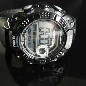 Armitron Sport Digital Chronograph Black Watch